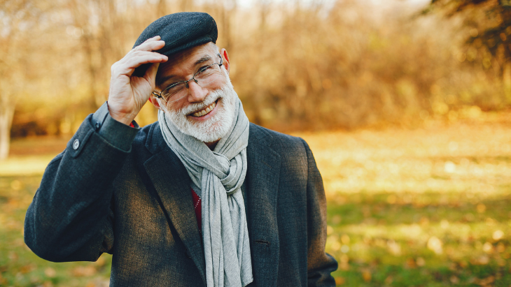 Over 60? Here's how to take the best care of your eye health