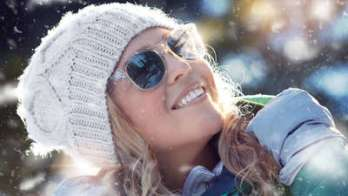 Here's why you need snow sunglasses