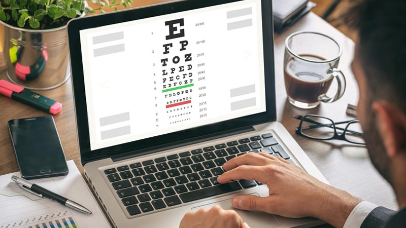 Are online eye exams any good? Let's be real!