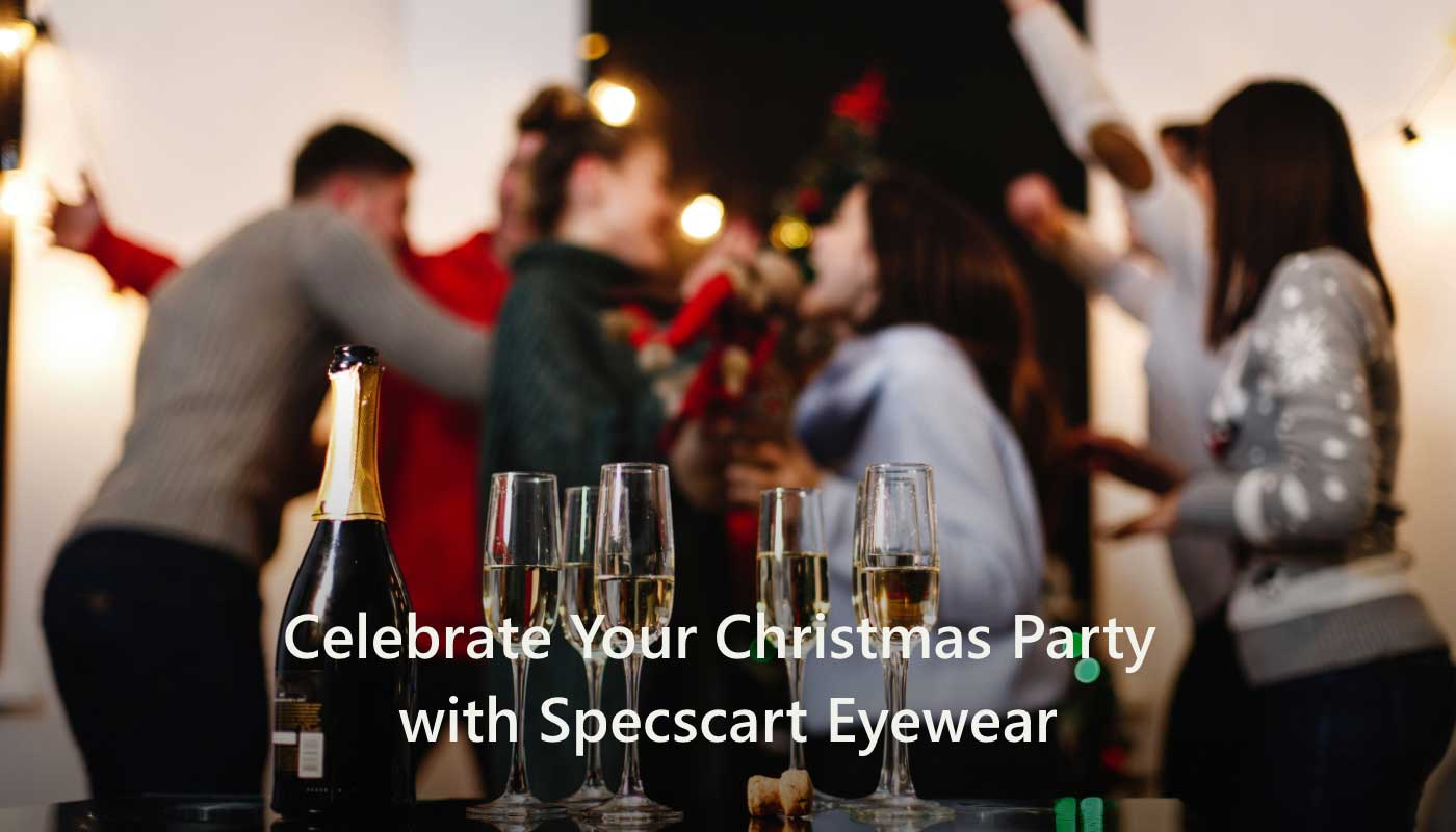 Celebrate Your Christmas Party with Specscart