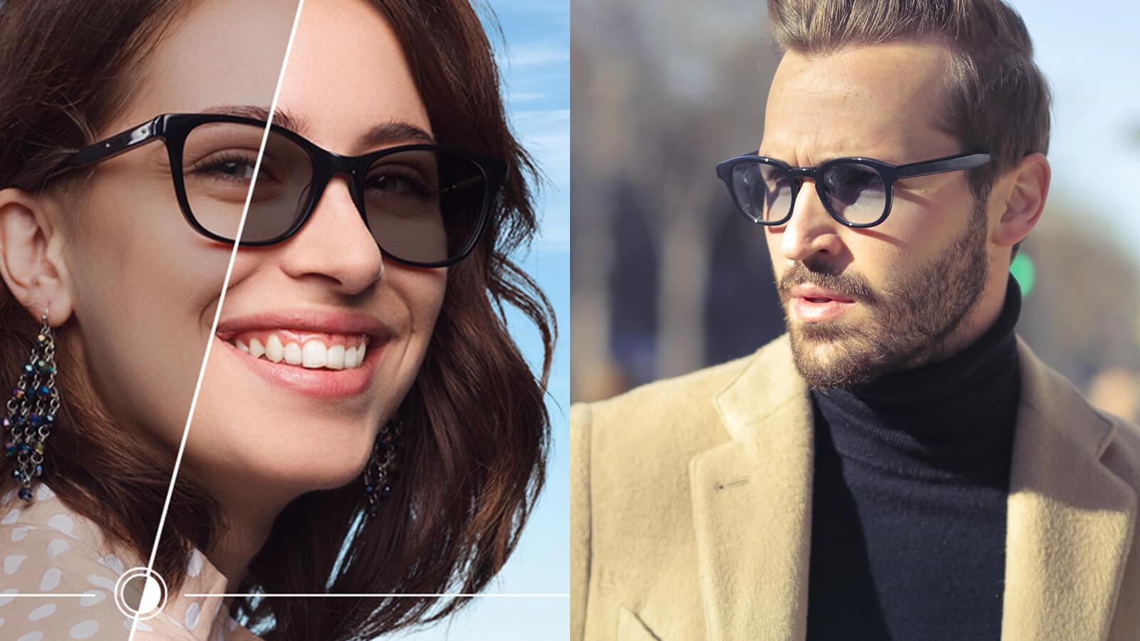 Are prescription sunglasses better than Transition lenses?
