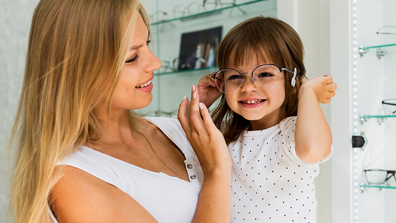 What to do when your kids won't wear glasses