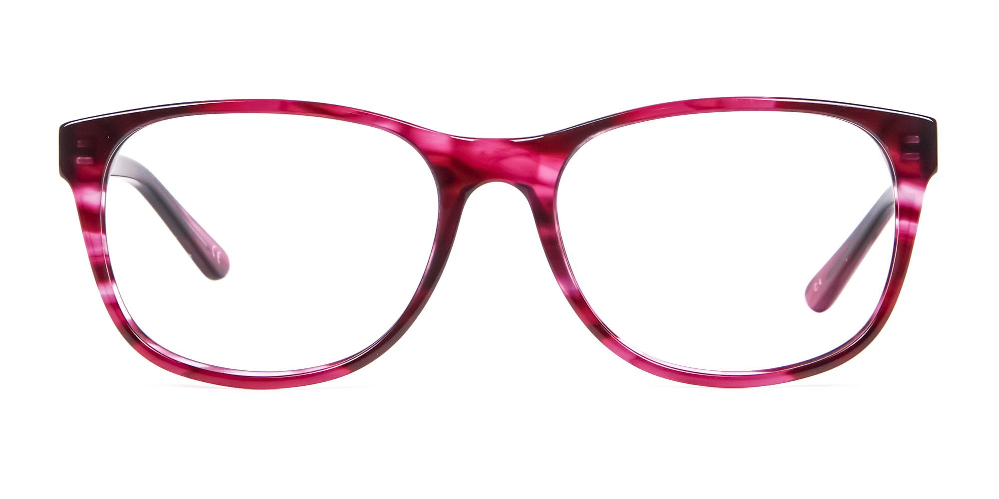 Cherry Marble Glasses