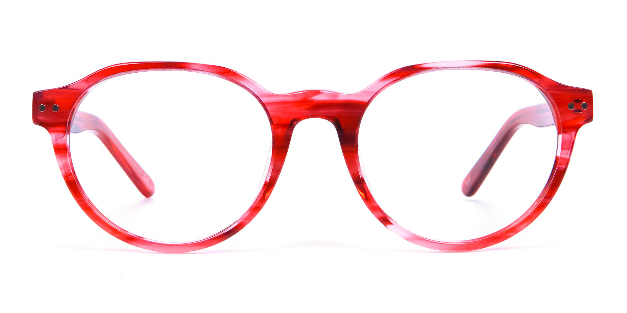 red party glasses