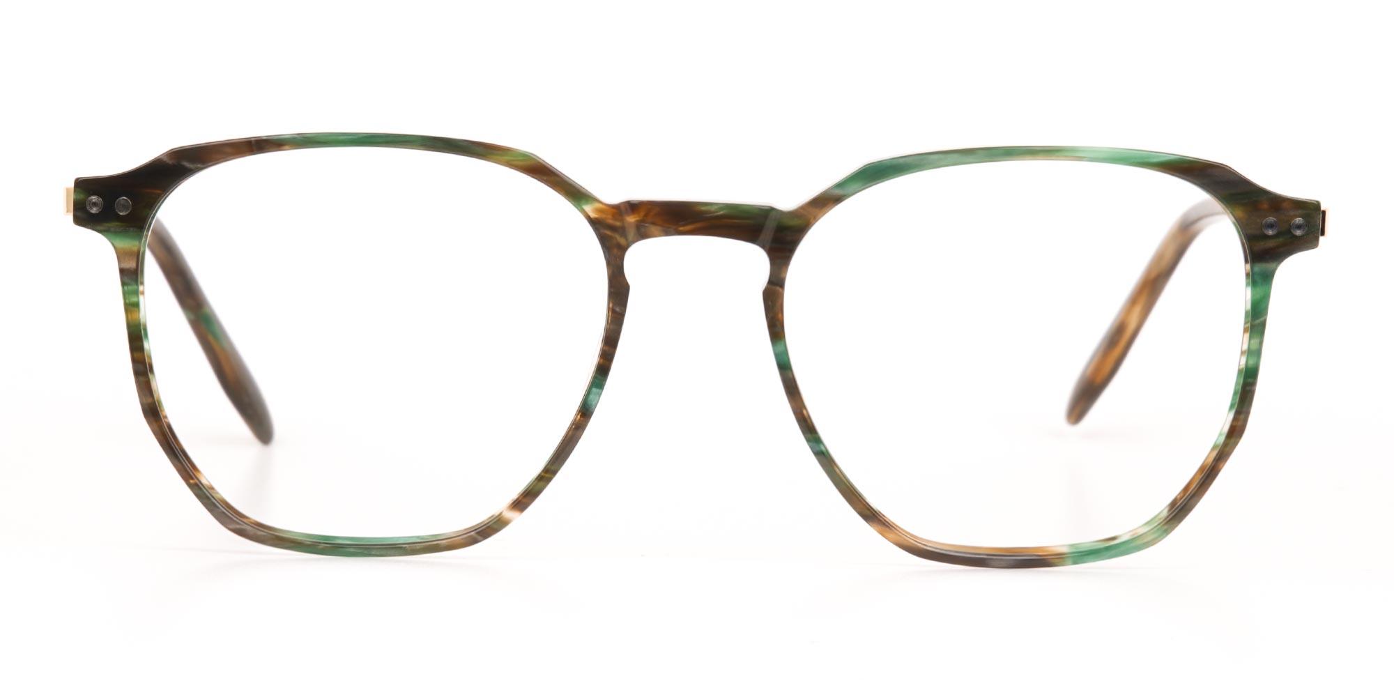 Geometric Glasses Eyewear trends 2020