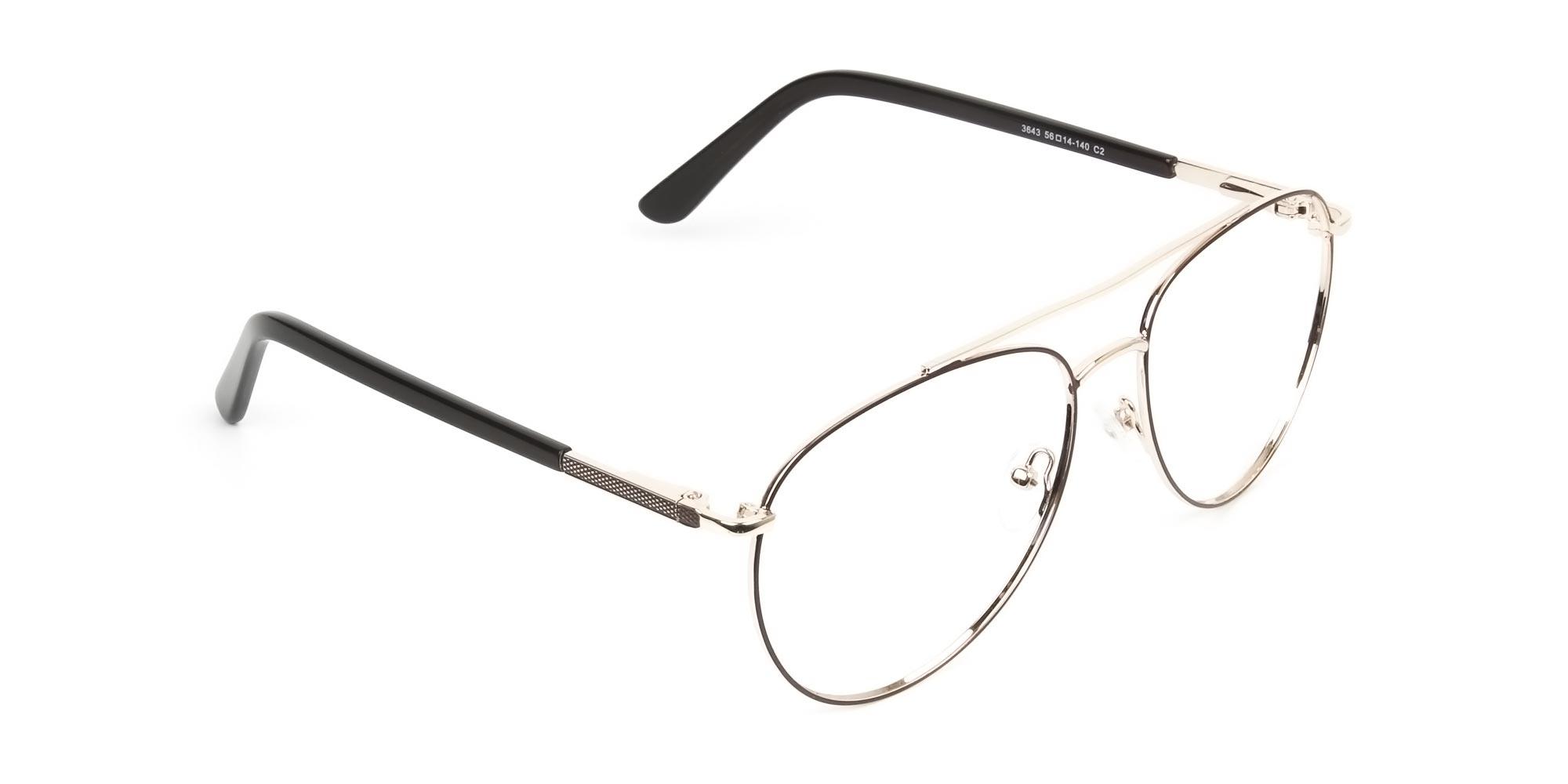 ultralight-aviator-gold-brown-glasses