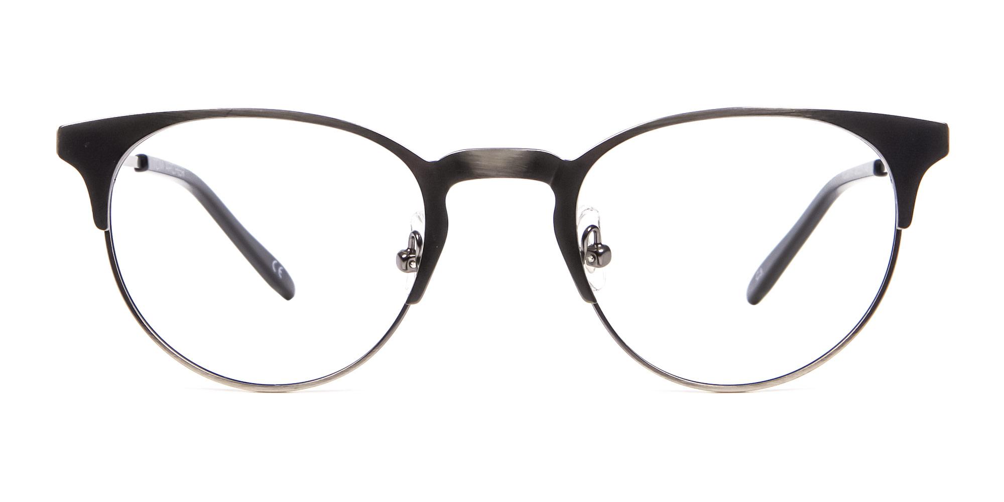 gunmetal cat eye eyeglasses trends 2020