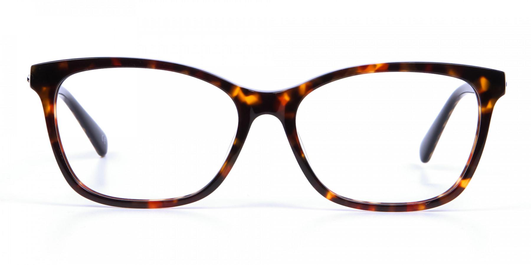 Tortoiseshell Cat Eye Glasses for Women
