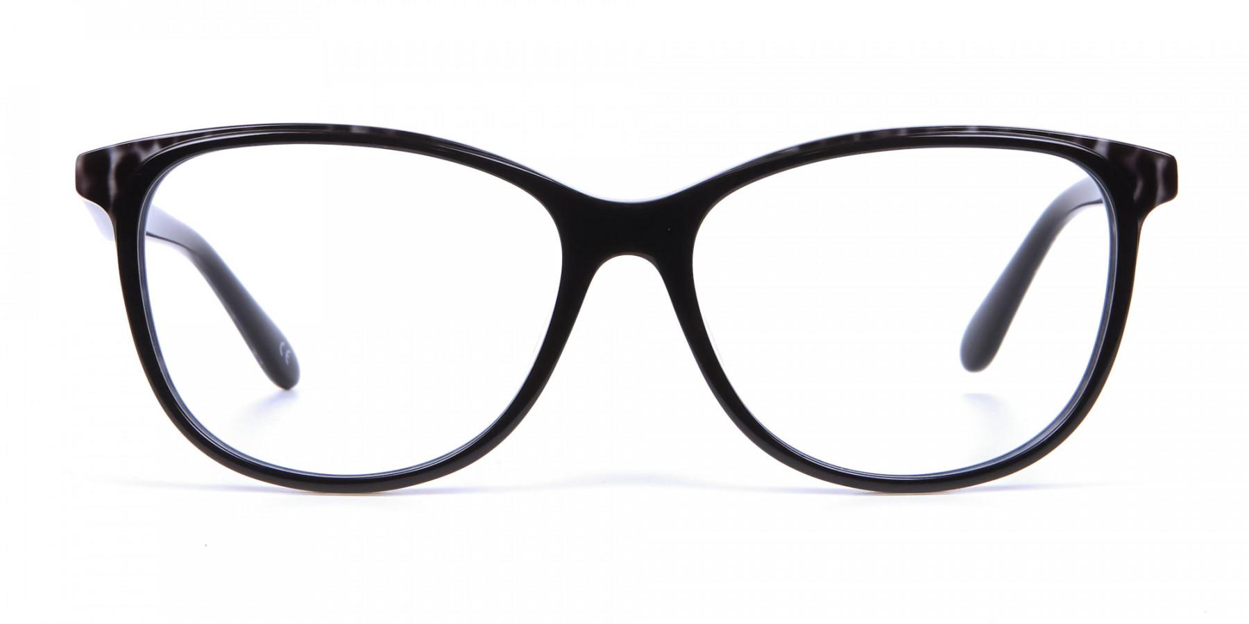 Black Cat Eye Glasses for Women