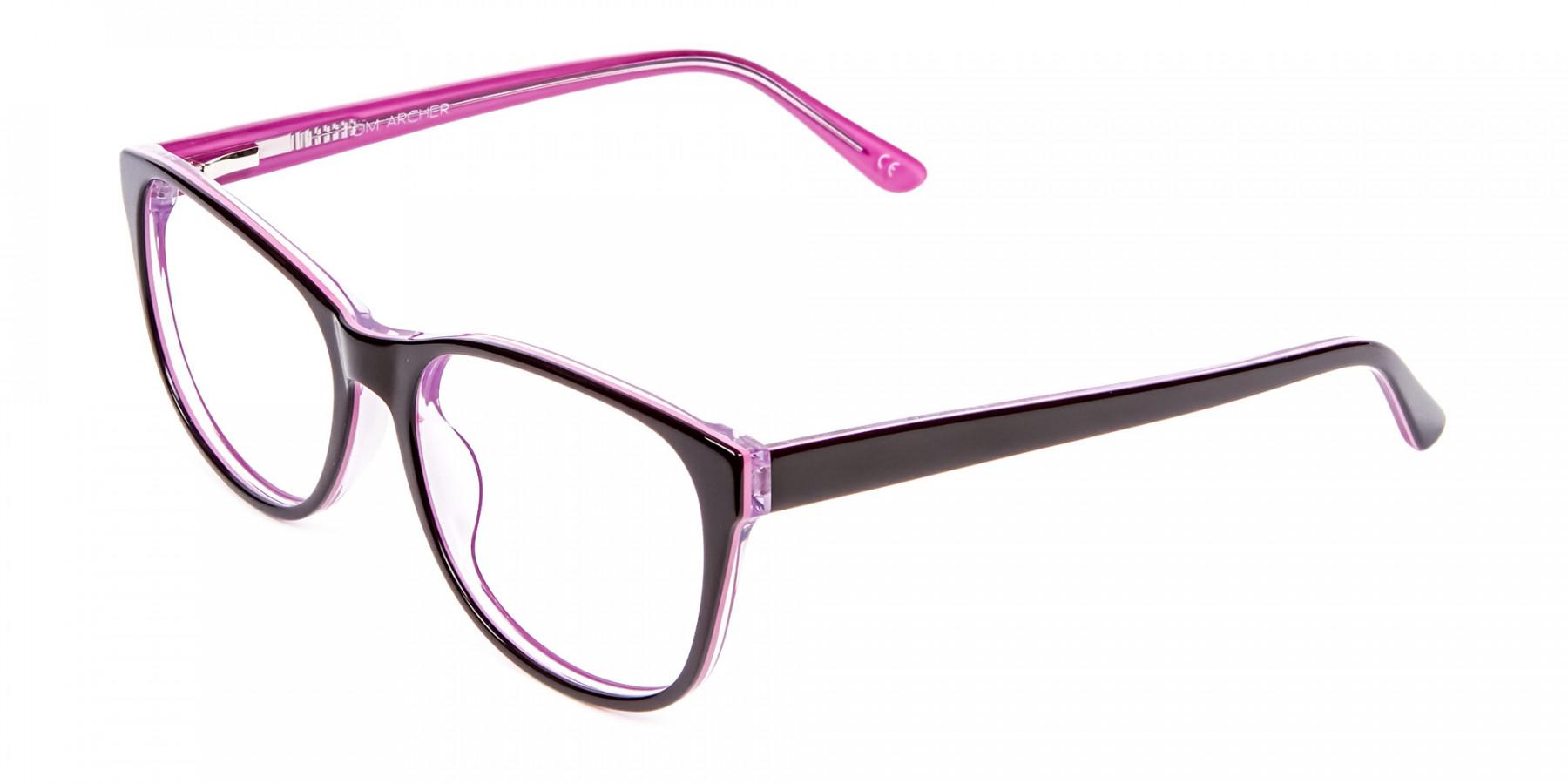 Black & Shocking Pink -1