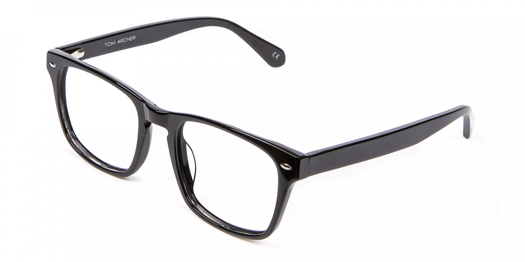 WAYFARER Black Glasses