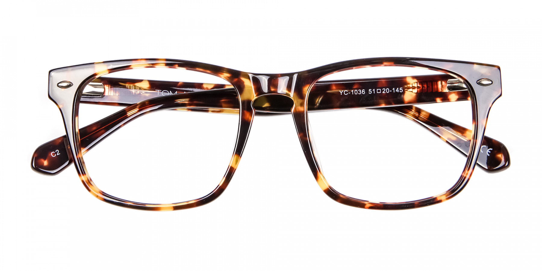 Sparks of Yellow, Havana & Tortoiseshell