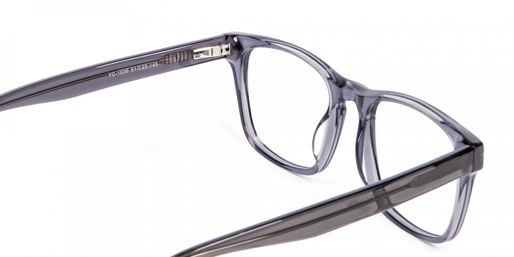 Smart Black & Grey Transparent