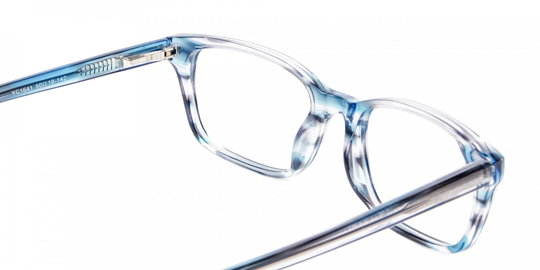 Crystal Blue Frames -1