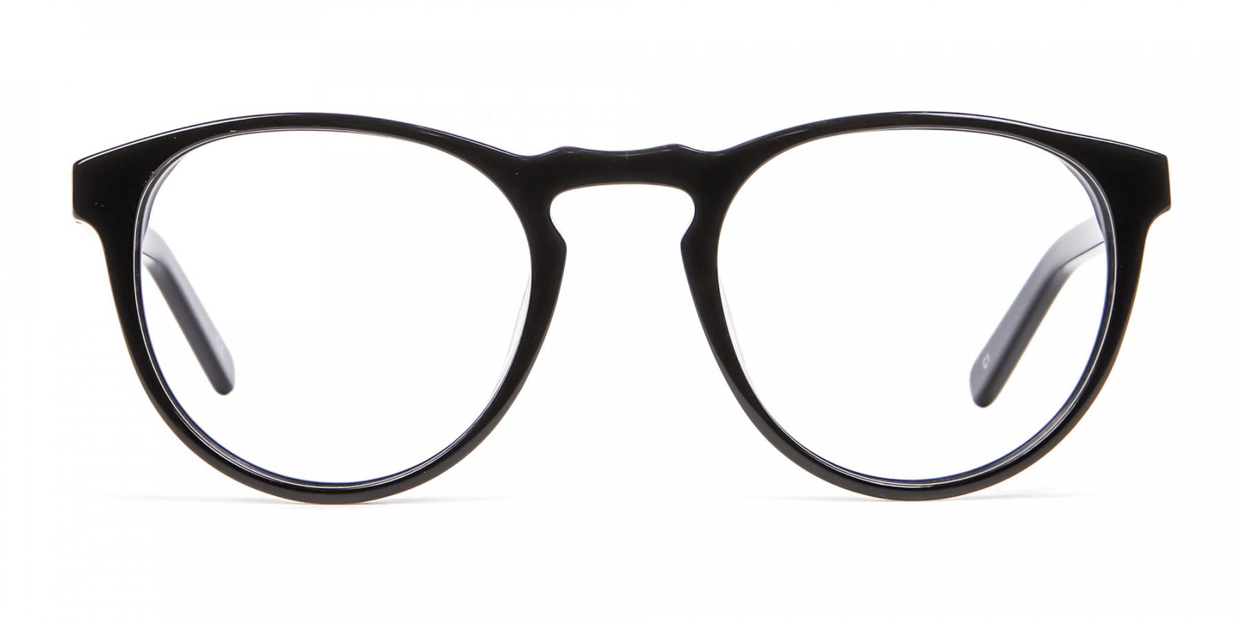 Round Black Glasses Online