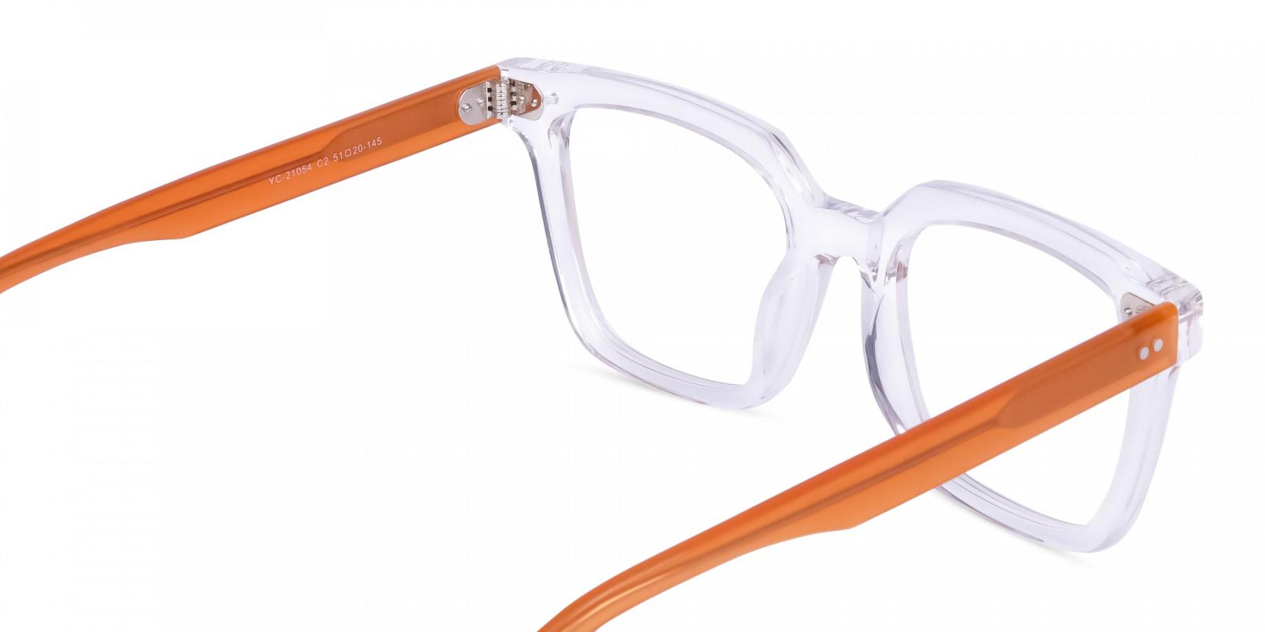 Crystal-Clear-Wayfarer-Glasses-Frame-1