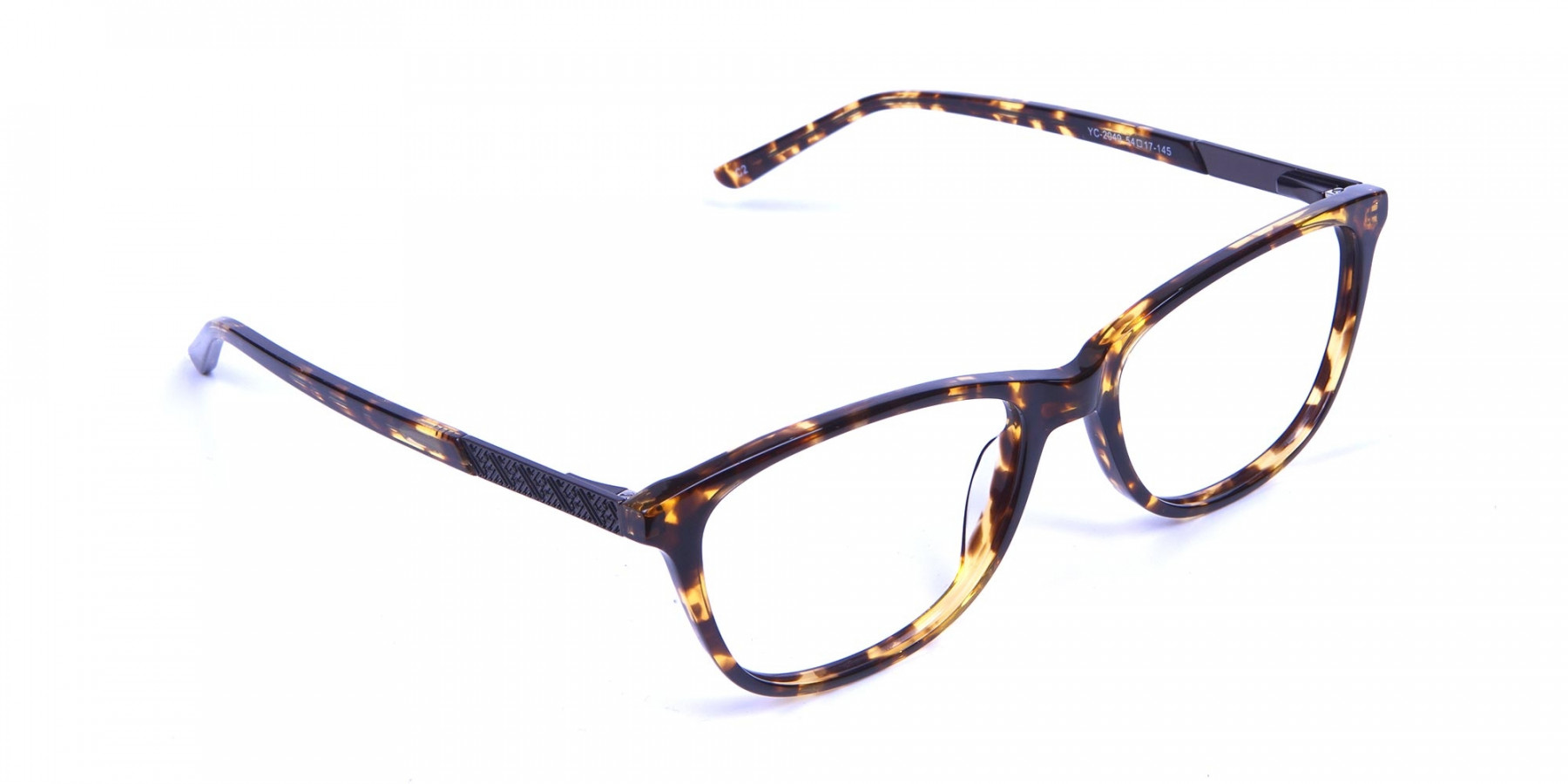 Warm-toned Glasses in Tortoiseshell