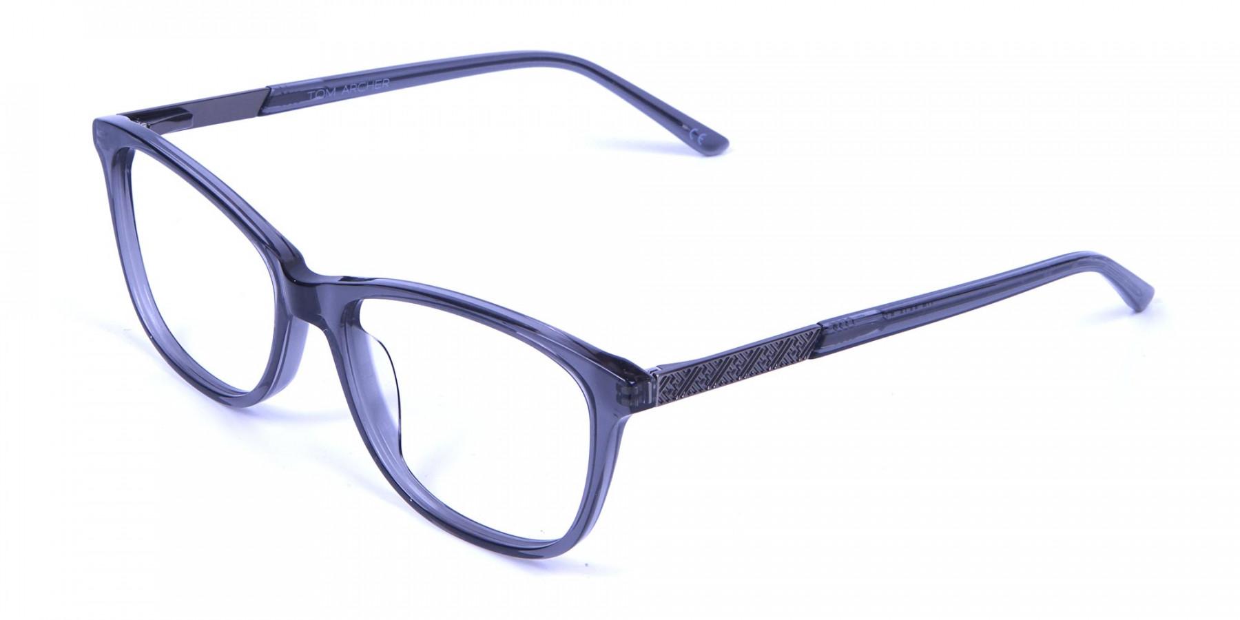 Glasses In Oriental Style