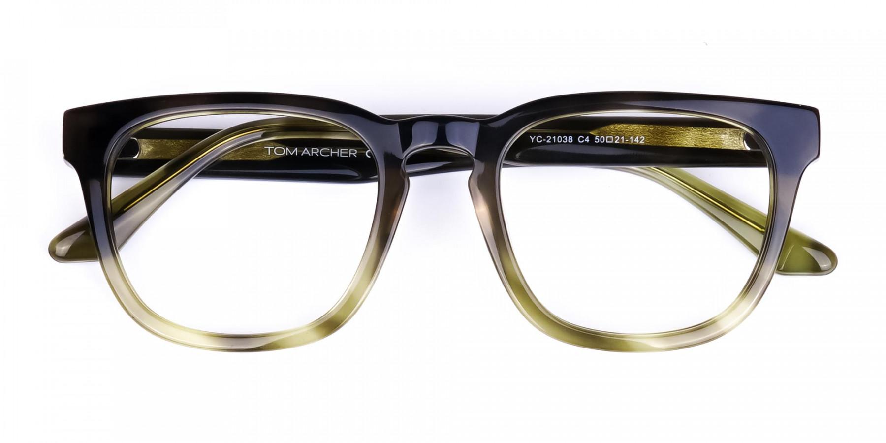 Green-Wayfarer-Glasses-Frame-1