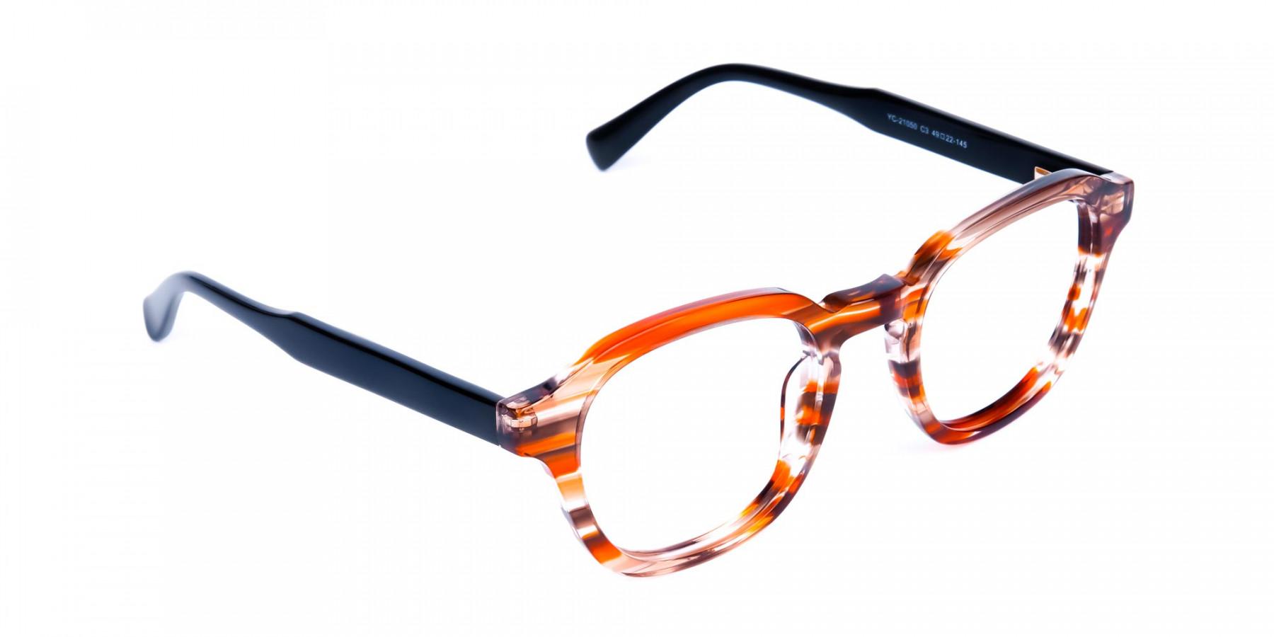Crystal-and-Orange-Geometric-Glasses-1