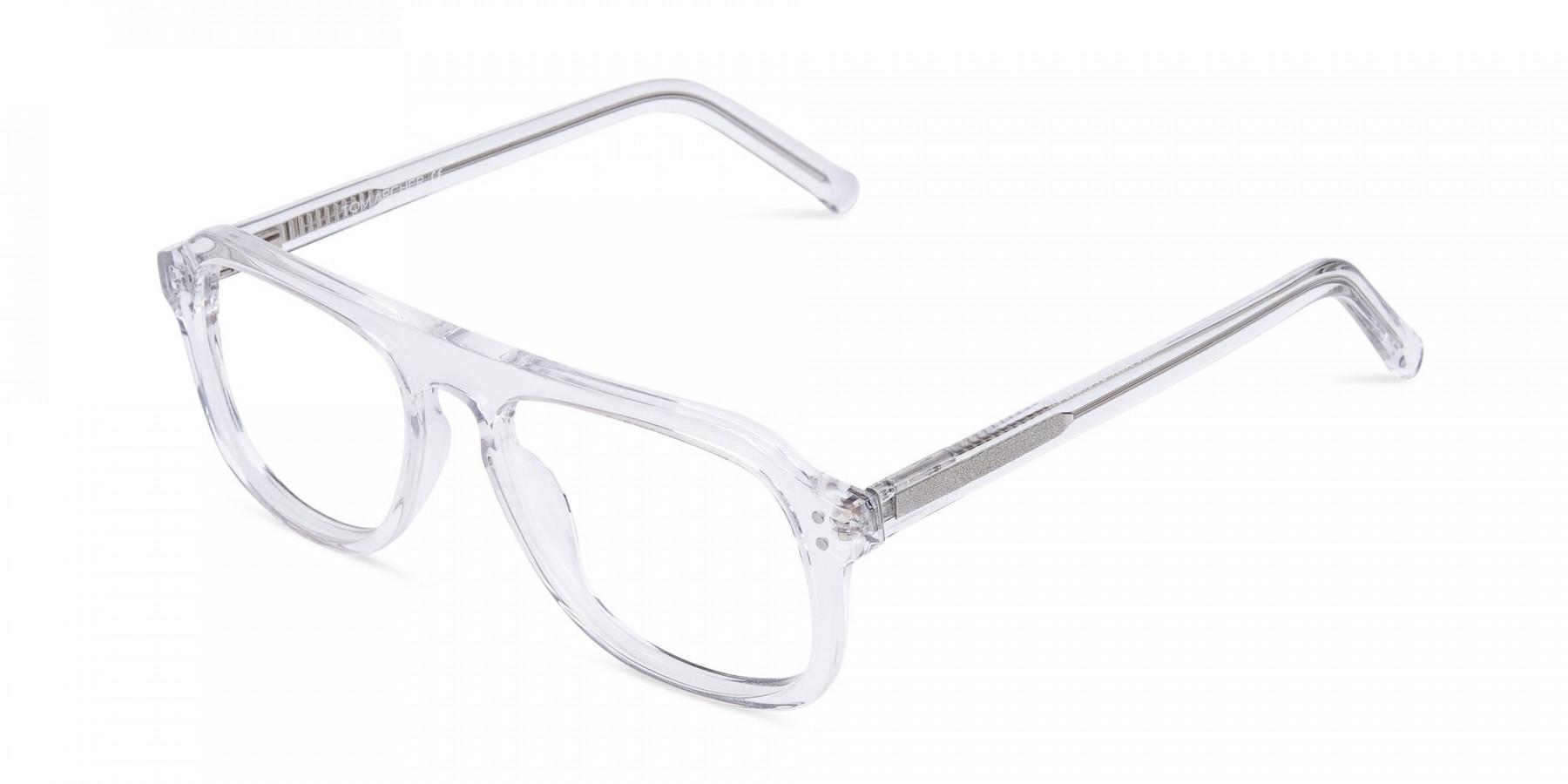 blue light aviator glasses-1