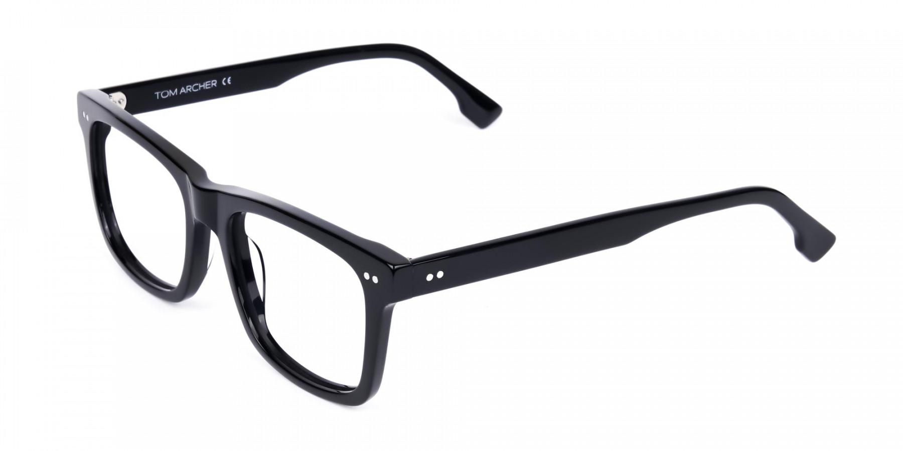Black-Square-Glasses-Frame-1