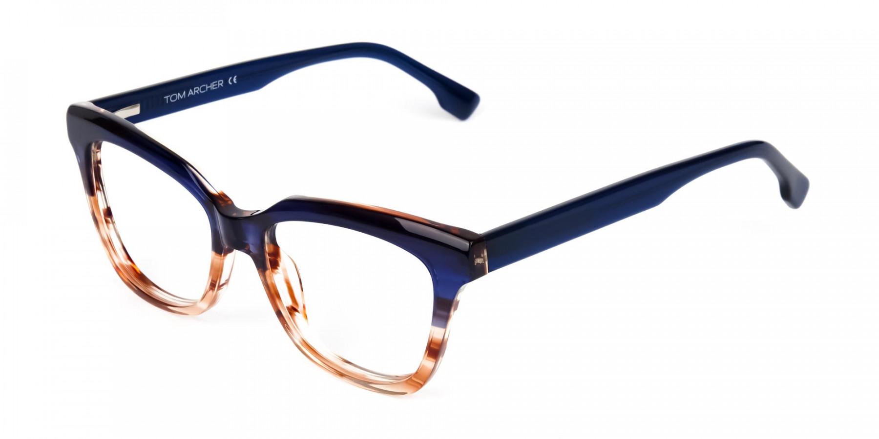 blue light blocking glasses cat eye-1