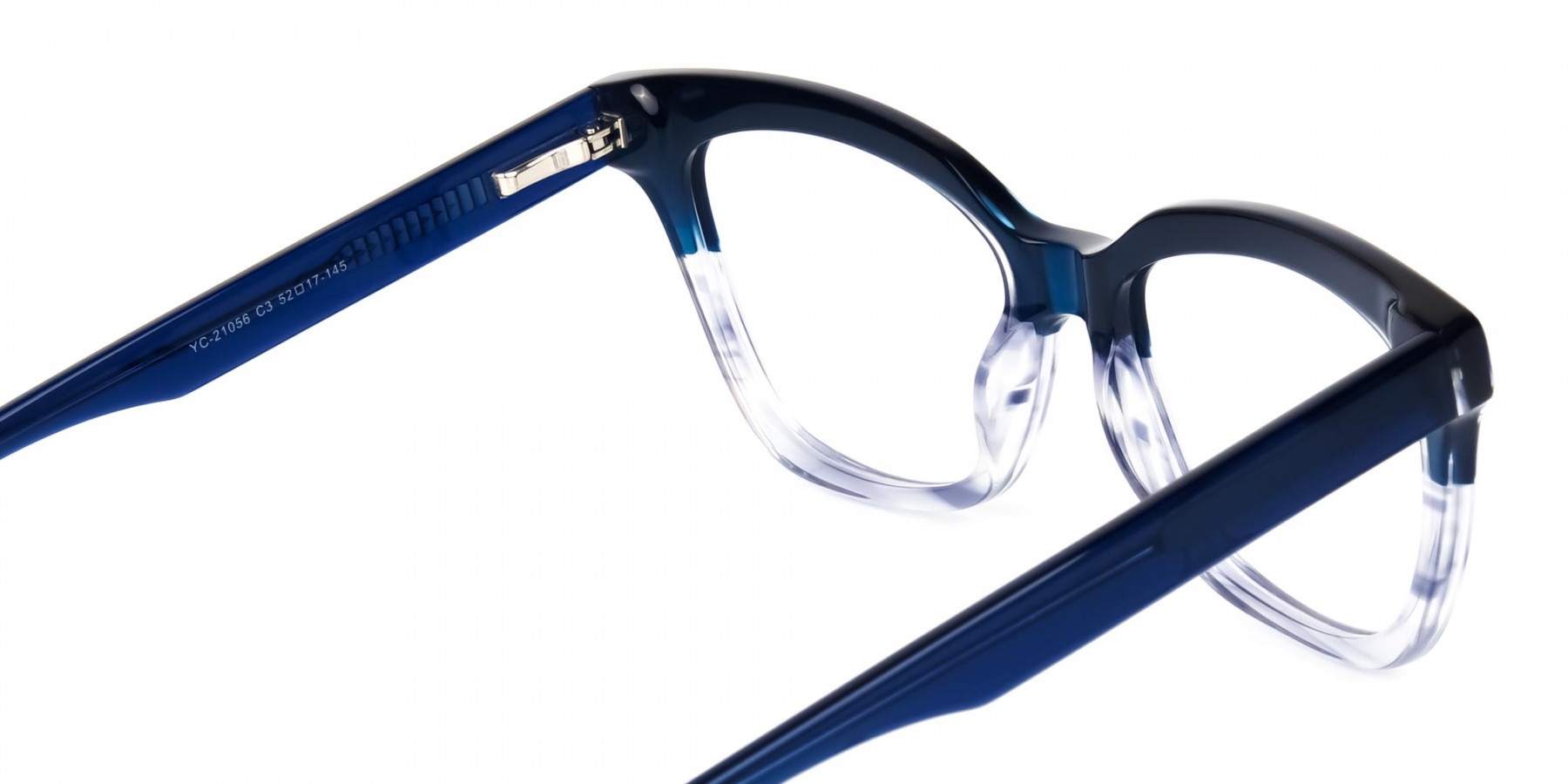 clear blue light glasses -1