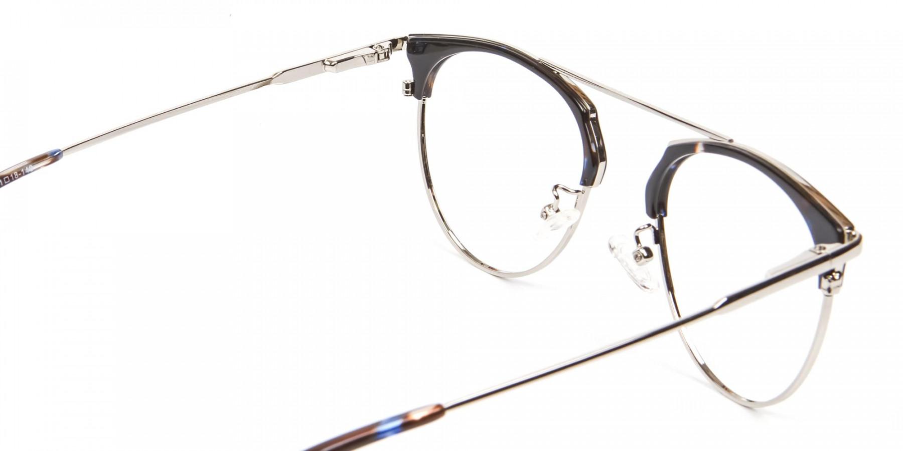 Retro and Modern Designed Glasses - 1