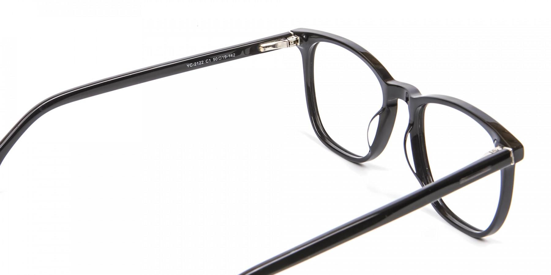 Designer Glasses in Wayfarer Style - 1