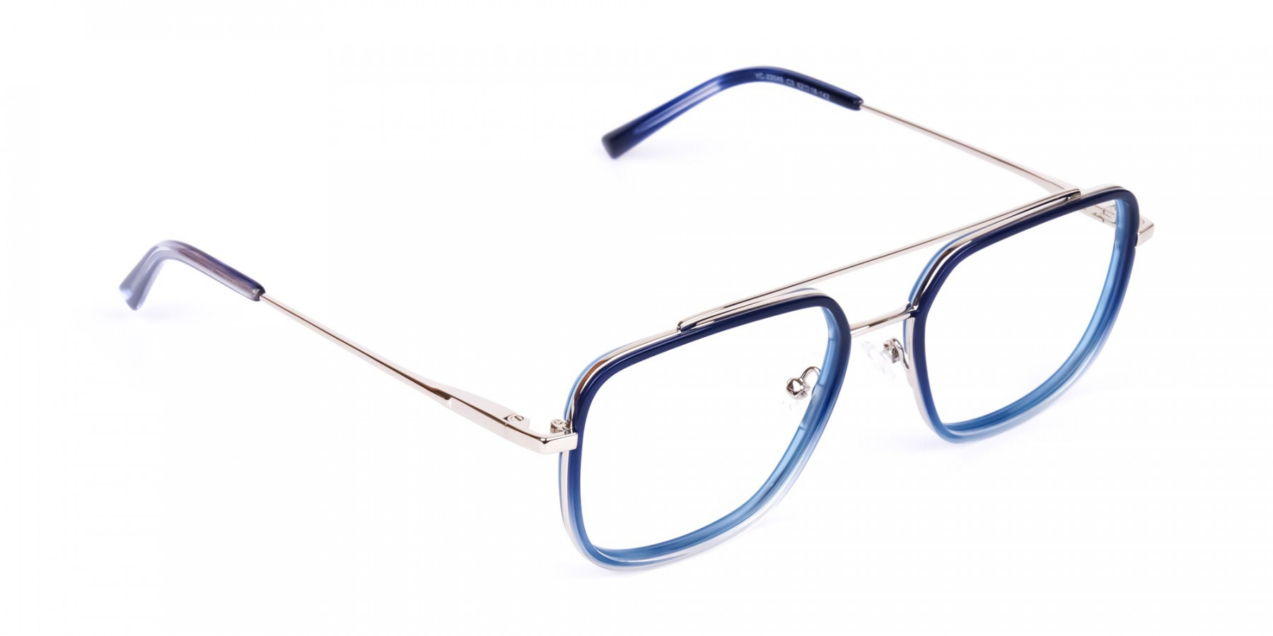 Navy-Blue-and-Silver-Aviator-Glasses-1