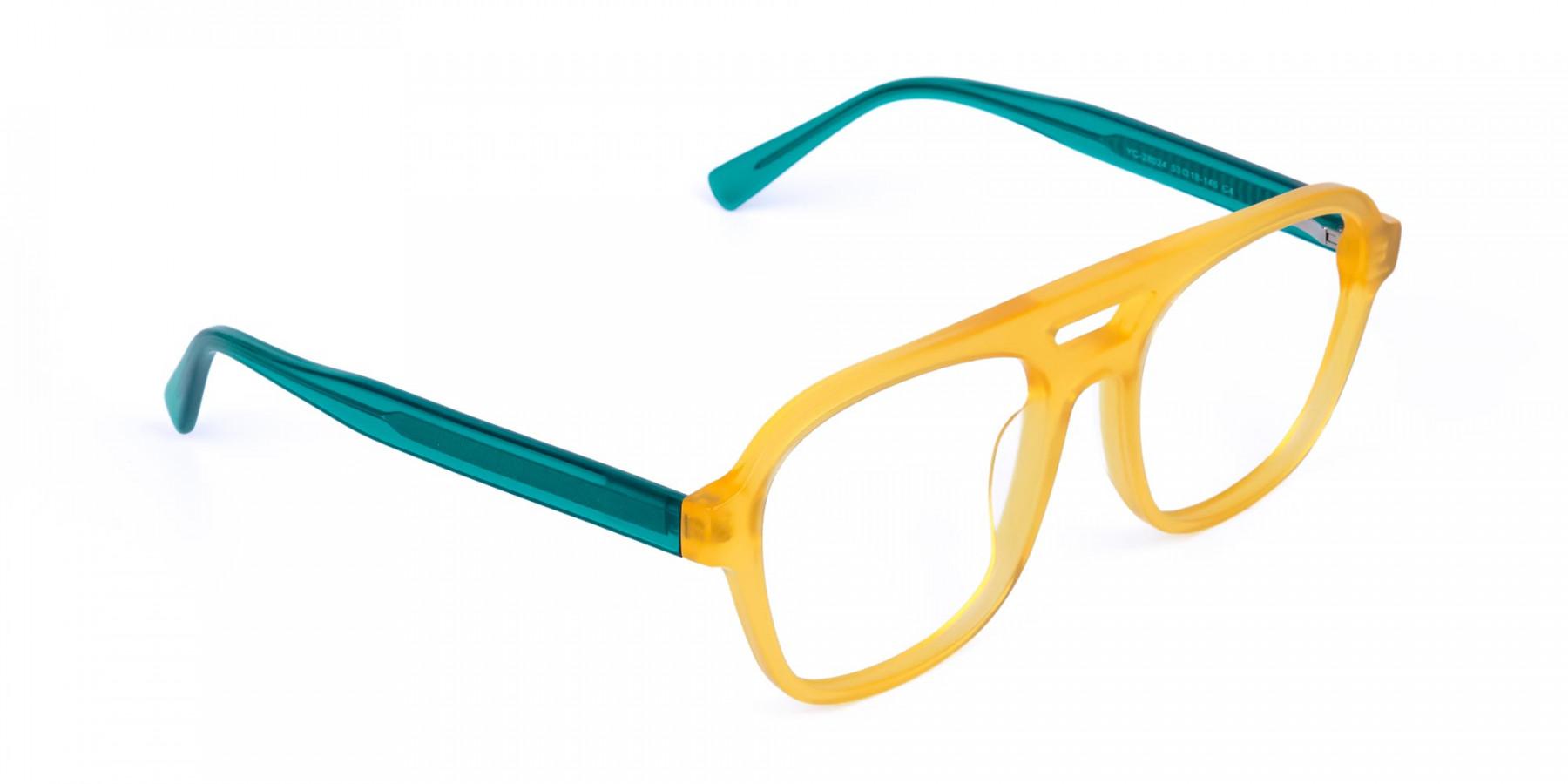 Bright-Yellow-Aviator-Glasses-1