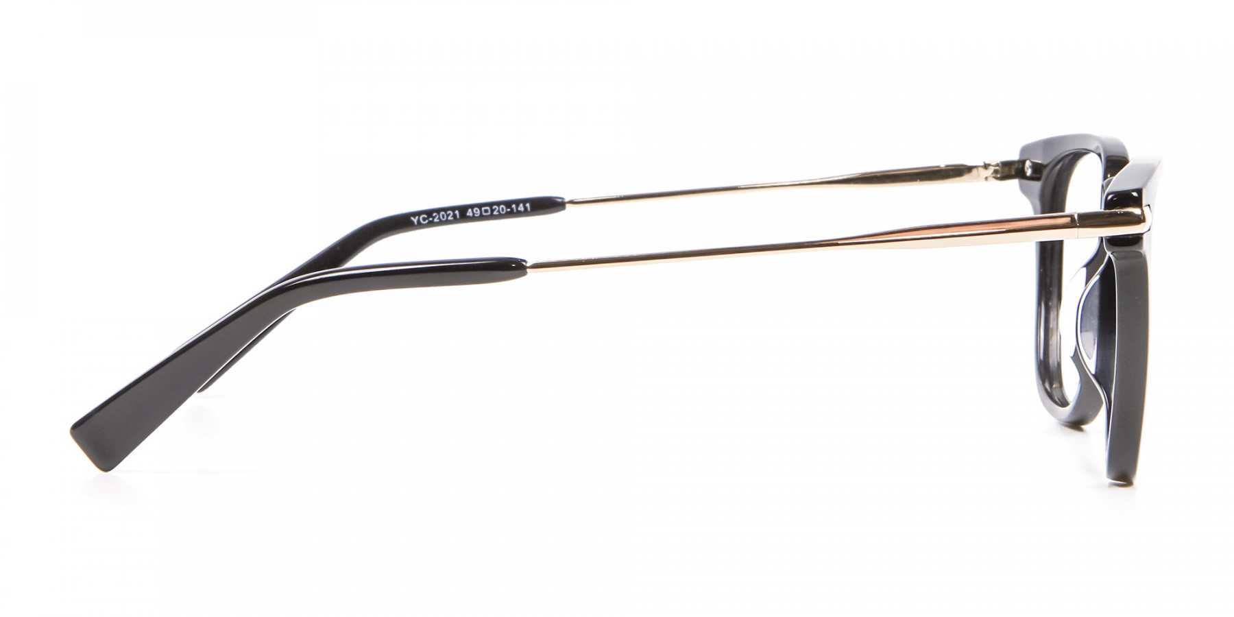Rectangular Glasses with Round Edges
