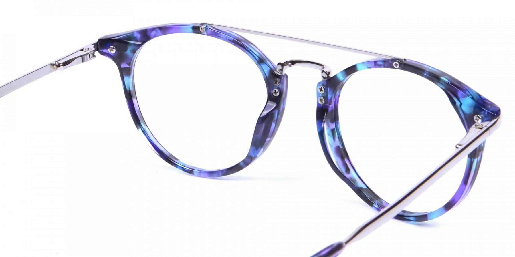 Frame in Violet Marble