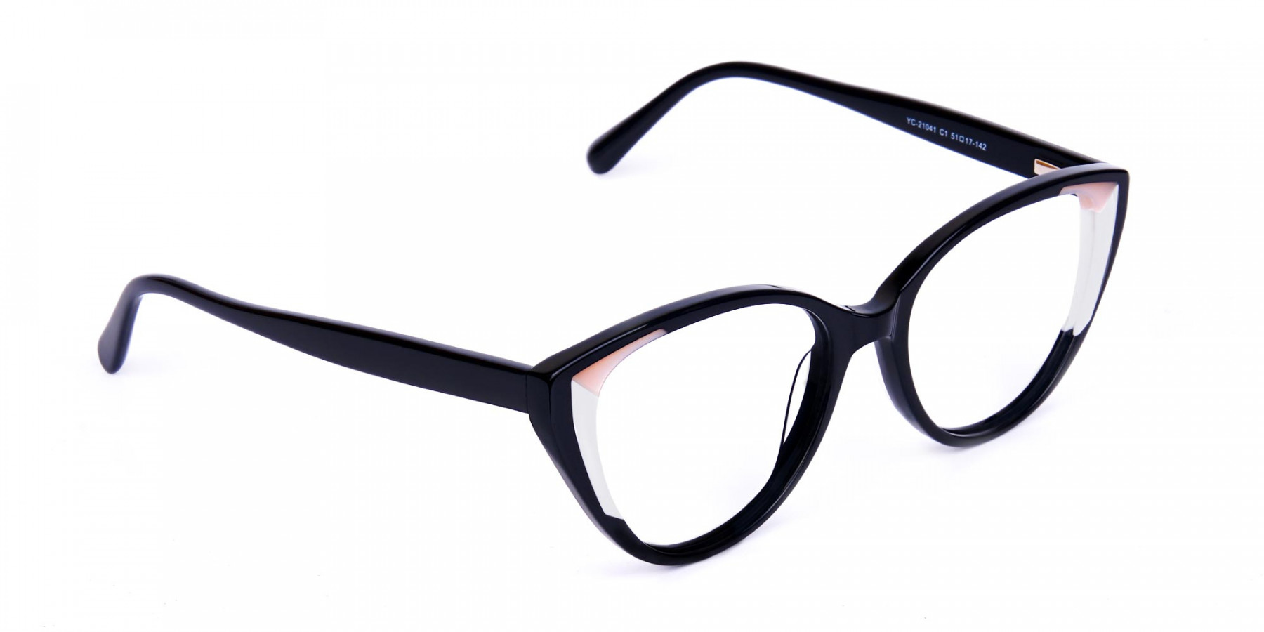 Black-and-Translucent-Cat-Eye-Glasses-Frame-1