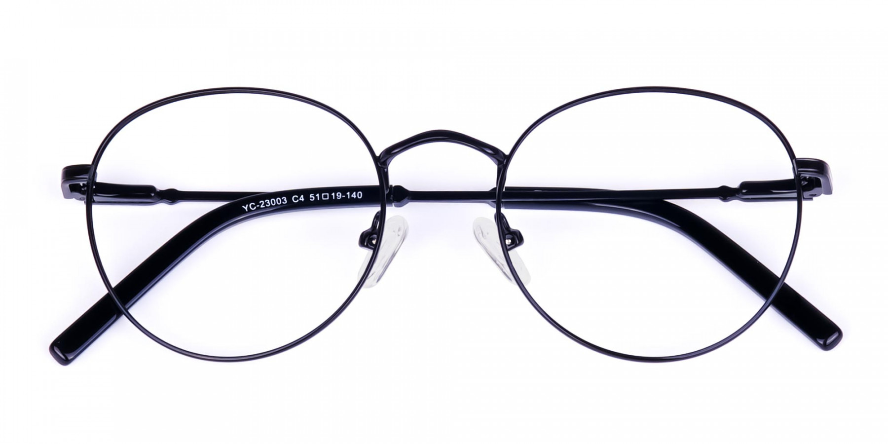 Designer-Black-Round-Glasses-Frame-1