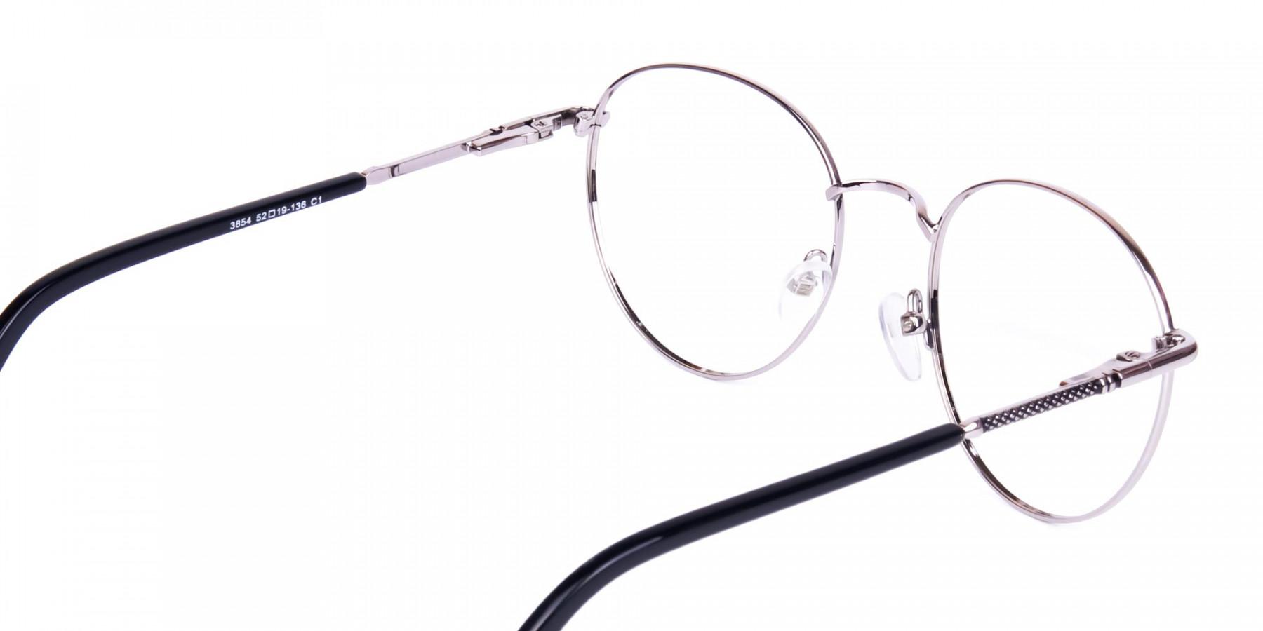 black teashade glasses-1