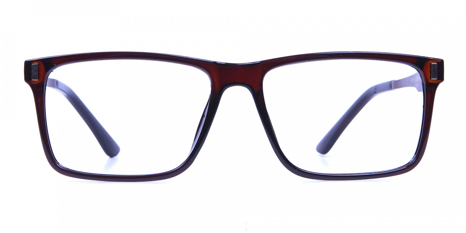 Handmade UK Brown Glasses