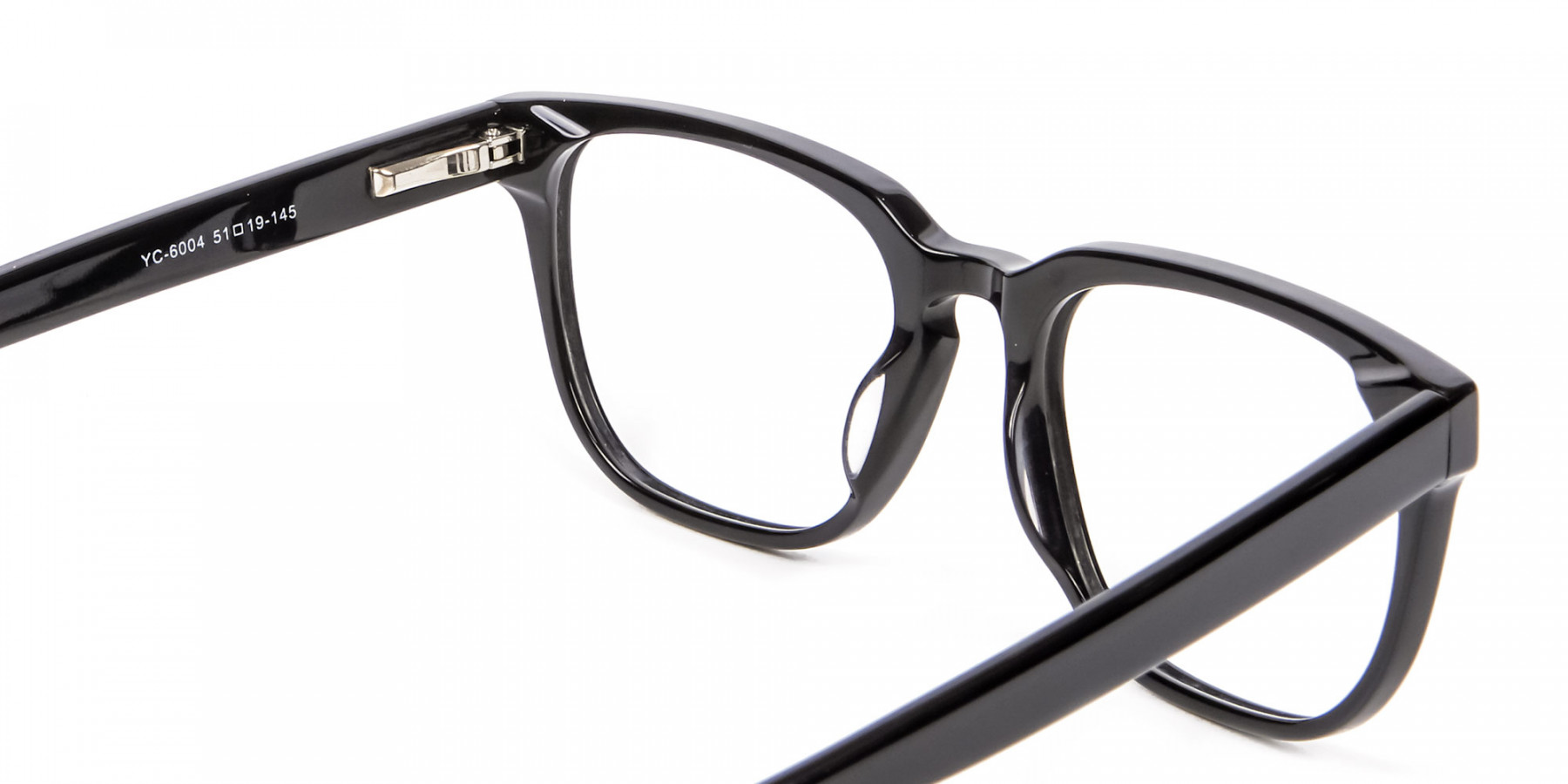 Cosmopolitan Black Glasses