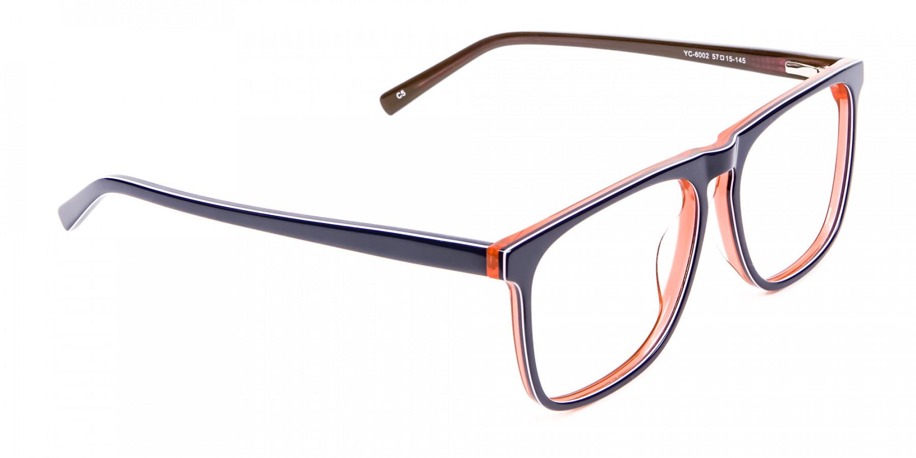 Blue & Orange - 1