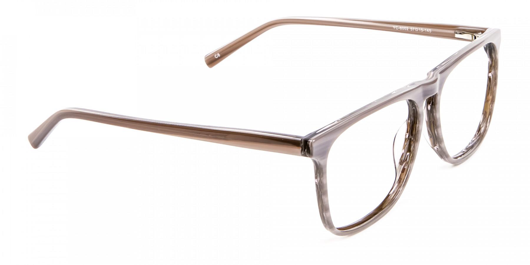 Grey & Brown -1