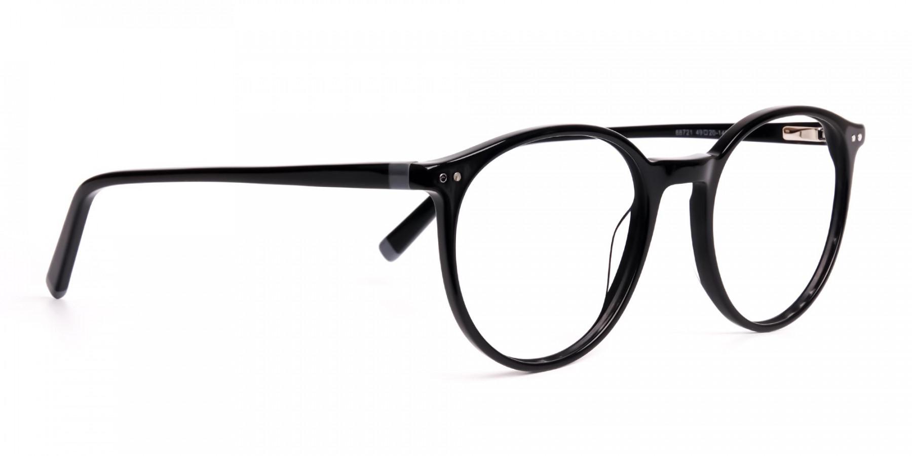 designer-and-trendy-black-round-glasses-frames-1