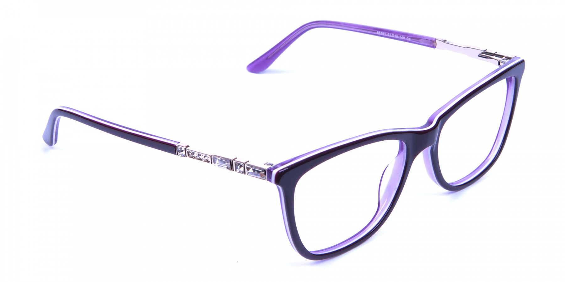 Lavender Purple Glasses