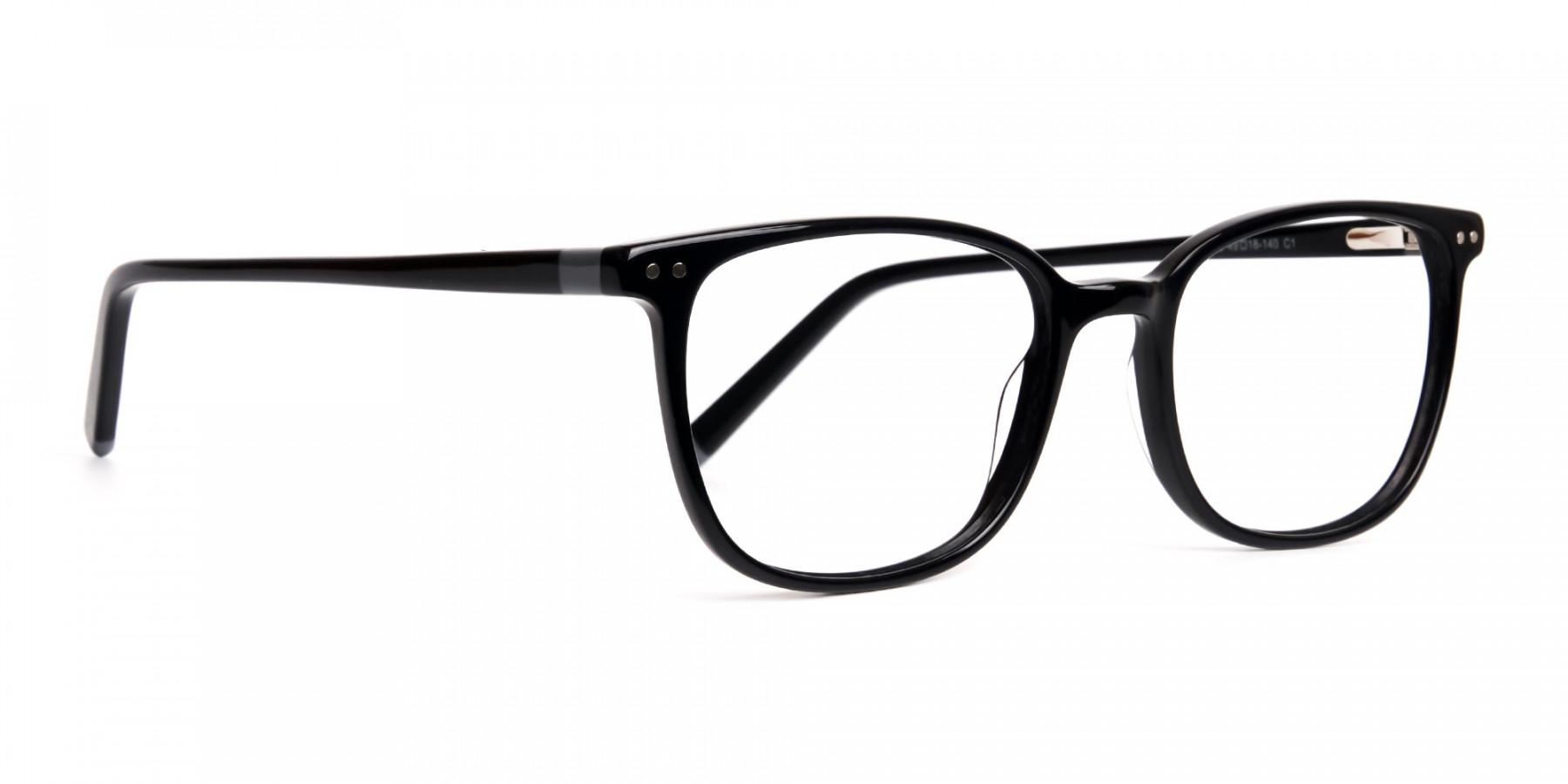 Glossy-Black-Rectangular-Glasses-Frames-1