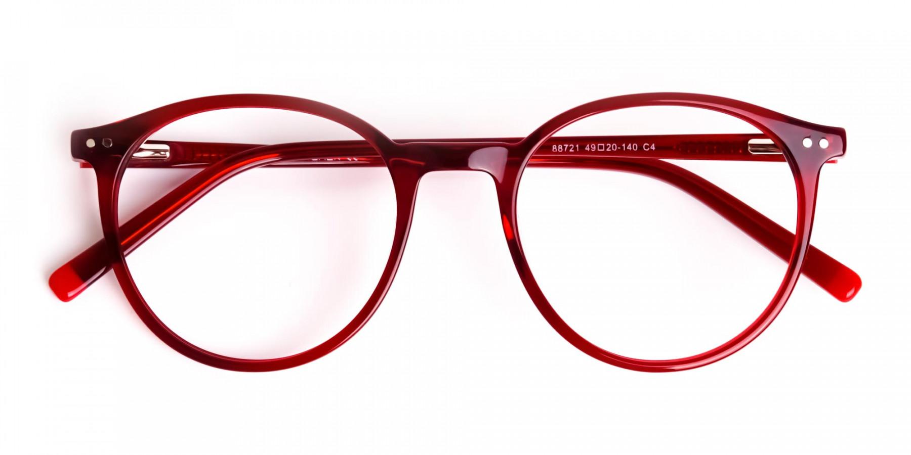 dark-and-wine-red-round-glasses-frames-1