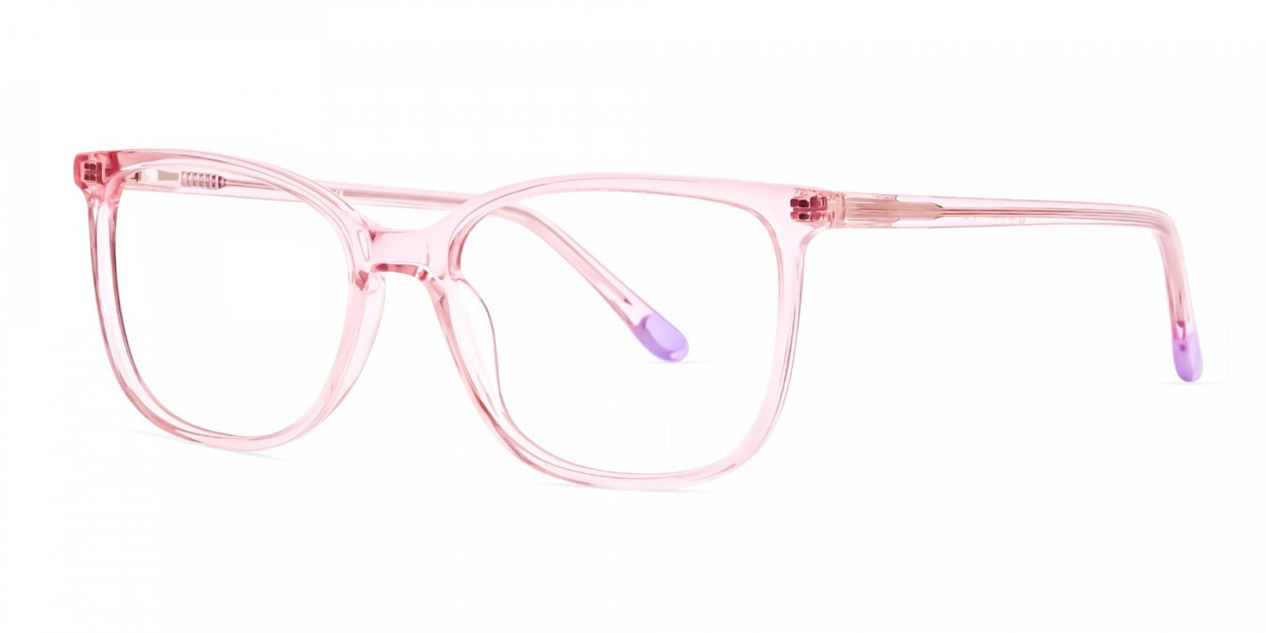 crystal-clear-and-transparent-pink-wayfarer-cat-eye-glasses-frames-1
