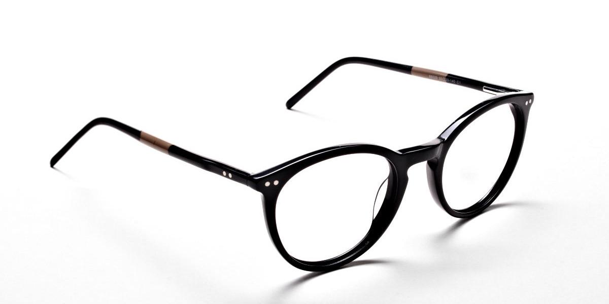 Brown & Black Frames