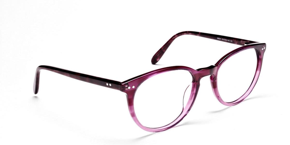 Fusion Glasses Dual Tone Frames