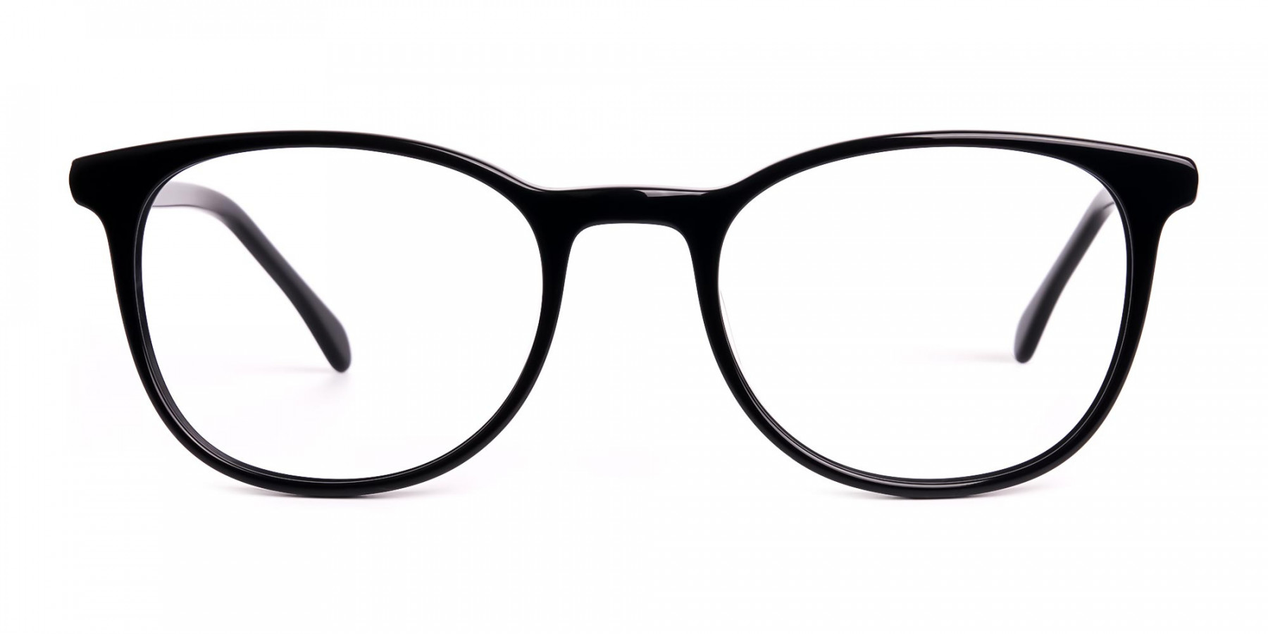 Black-Full-Rim-Round-Glasses-Frames-1