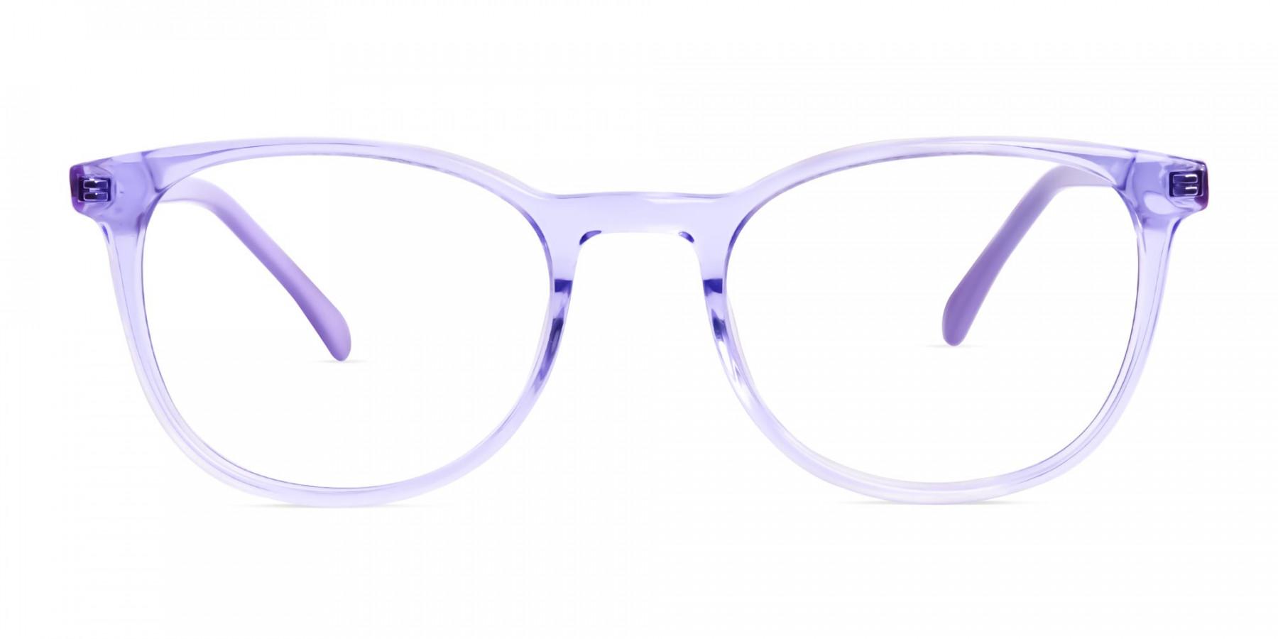 Crystal-Pastel-Purple-Round-Glasses-Frames-1